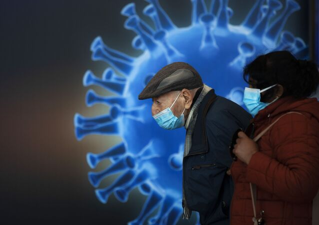 Kudüs - maske- koronavirüs