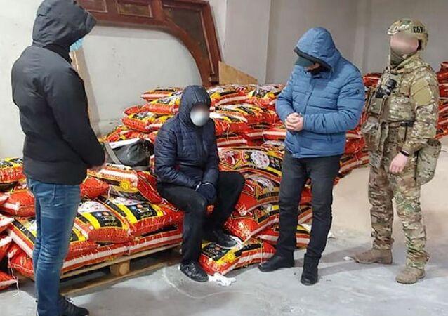 Ukrayna tarihinin en büyük uyuşturucu operasyonu: 4 Türk vatandaşı gözaltına alındı