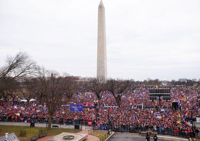 Trump'tan 2020 seçimlerine dair eylem