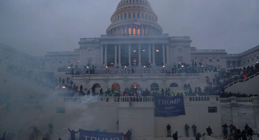 ABD-Kongre-protesto sonrası