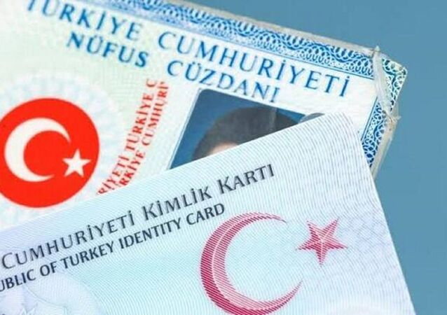kimlik - eski tip kimlik - Eski tip nüfus cüzdanları - yeni tip nüfus cüzdanları
