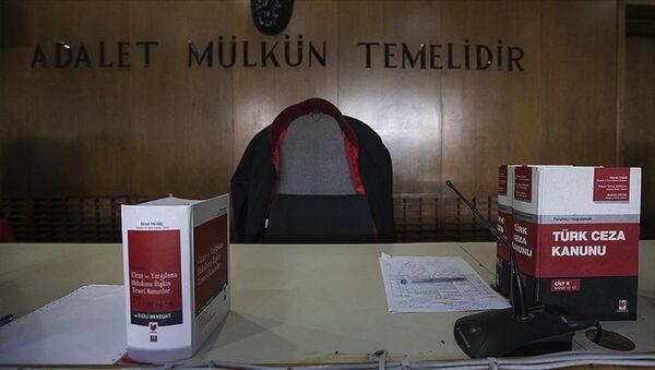 Türk Ceza Kanunu - mahkeme - yargı - Sputnik Türkiye