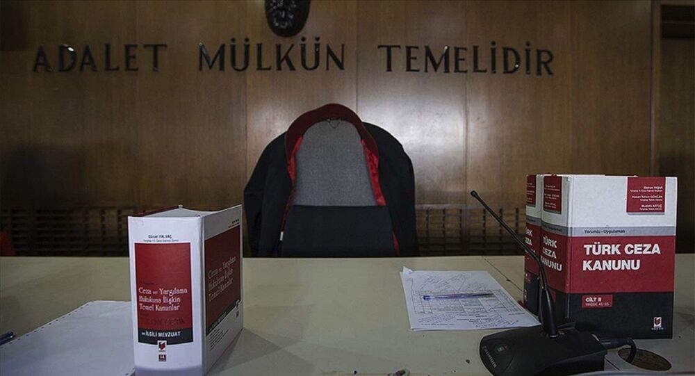 Türk Ceza Kanunu - mahkeme - yargı