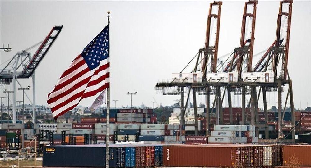 ABD ticaret açığı, abd bayrağı-ekonomi, abd ekonomisi