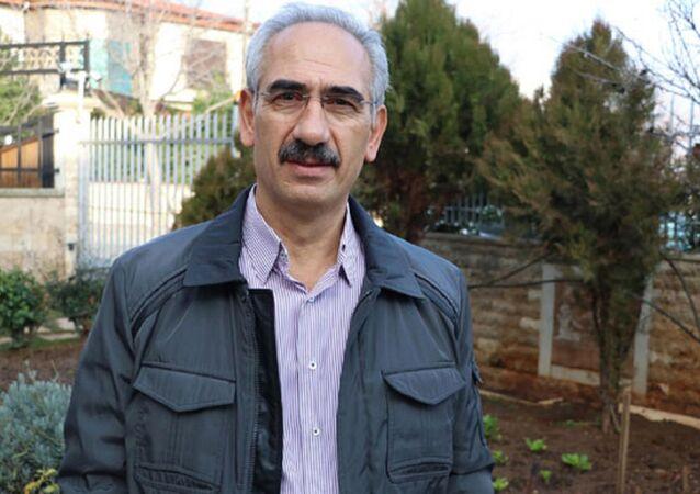 Denizli Pamukkale Üniversitesi Mühendislik Fakültesi Jeoloji Mühendisliği Ana Bilim Dalı Başkanı Prof. Dr. Halil Kumsar