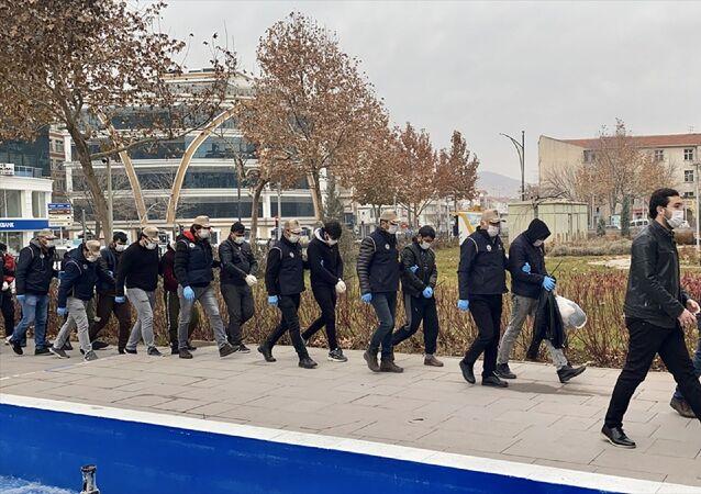 Kırşehir'deki IŞİD operasyonu