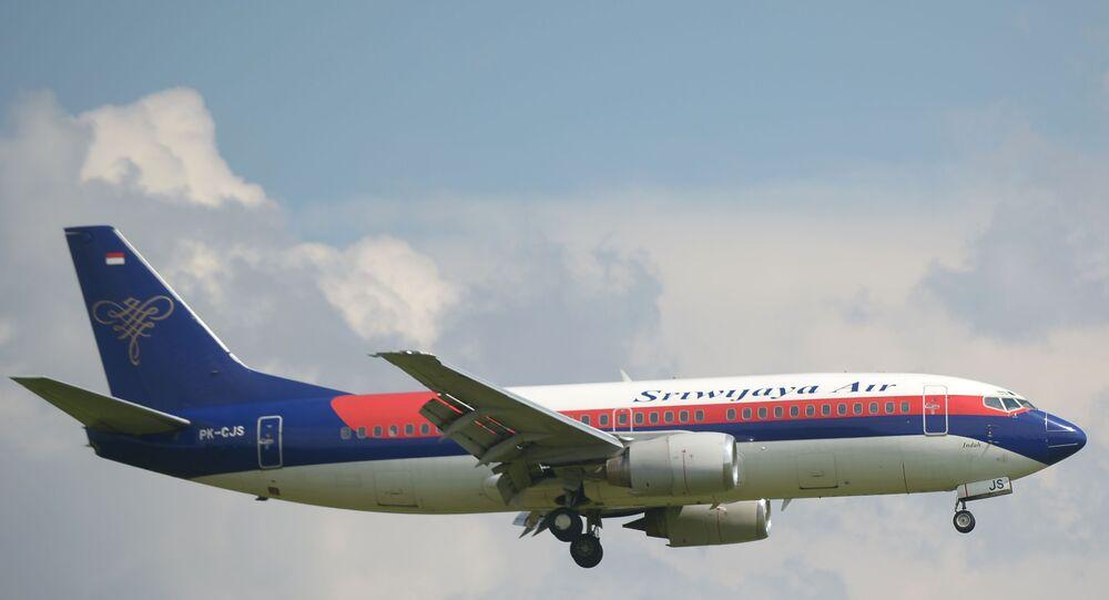Sriwijaya Air Boeing 737-300