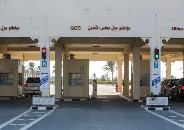 SuudiArabistan, Katar ile arasındaki sınır kapısını açtı