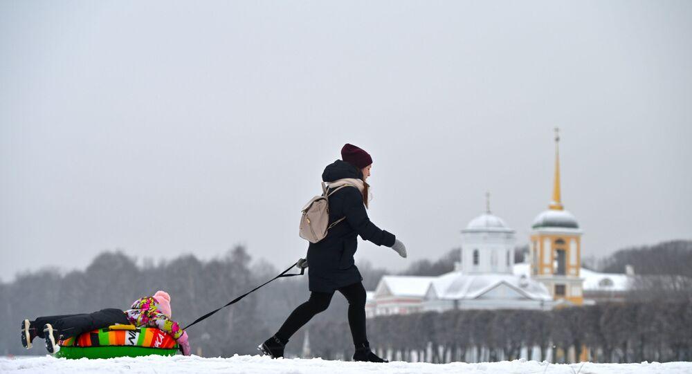 Moskova- Kar