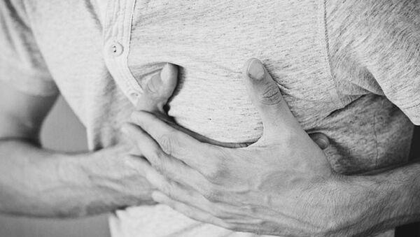 kalp yetmezliği  - kalp krizi -  - Sputnik Türkiye