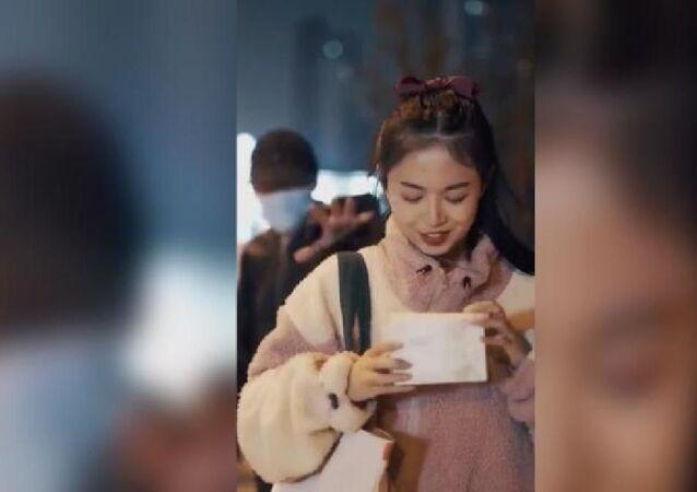 Çin'de infial yaratan reklam filmi - Purcotton