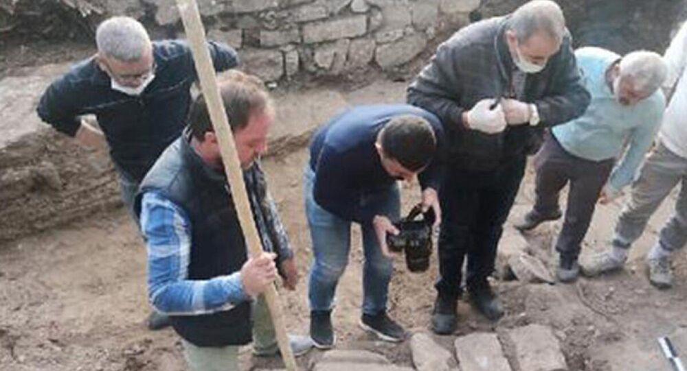Sultan 1. Kılıçarslan'ın kayıp mezarı