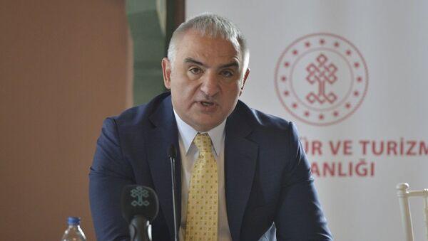 Mehmet Nuri Ersoy - Sputnik Türkiye