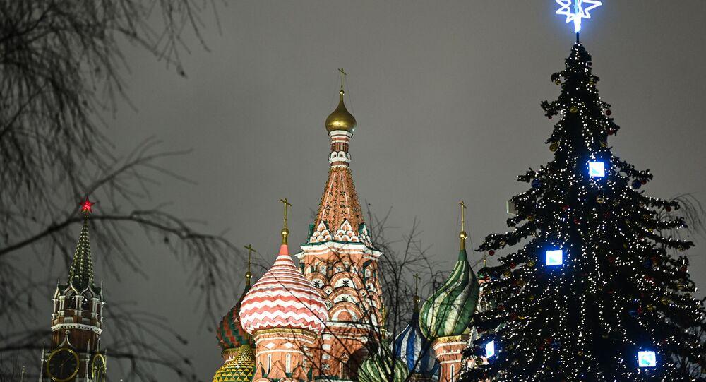 Kremlin- Yeni yıl