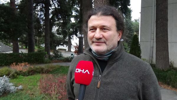 Mehmet Kocabaş - Sputnik Türkiye
