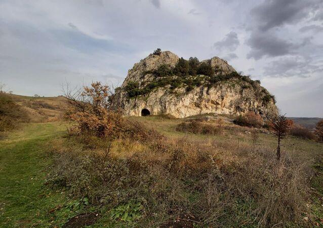 Roma dönemine ait oda mezarın bulunduğu yer, Bursa