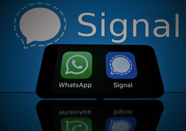 Signal- Whatsapp