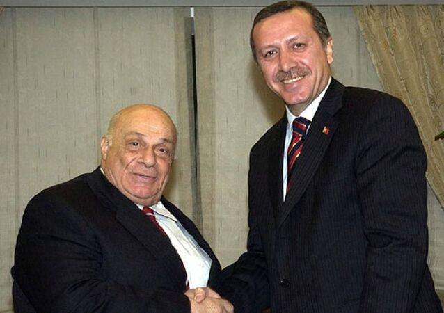 Cumhurbaşkanı Erdoğan'dan 'Rauf Denktaş' paylaşımı