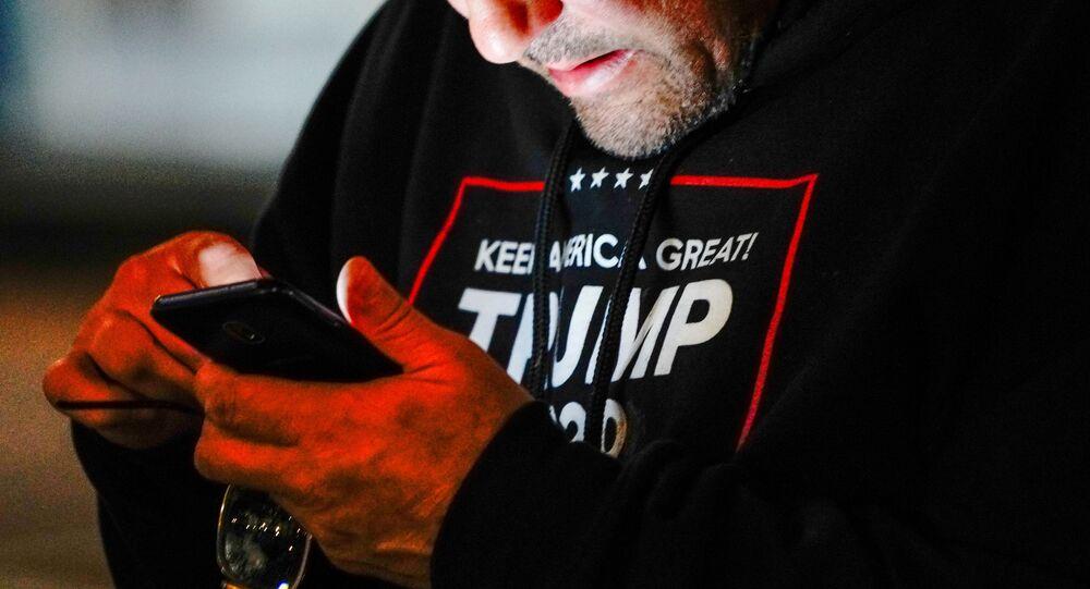 Donald Trump destekçisi - sosyal medya