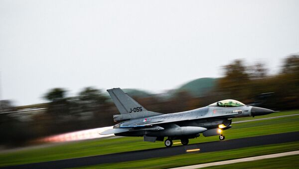 F-35, Hollanda - Sputnik Türkiye