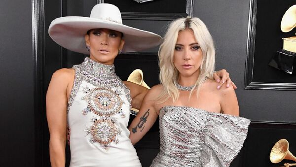 Lady Gaga - Jennifer Lopez - Sputnik Türkiye