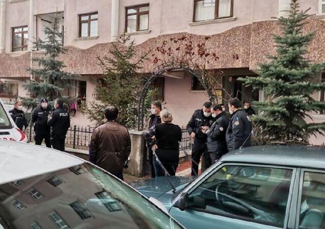 Ankara'da şiddet uygulayan kocasını bıçaklayarak öldürdü