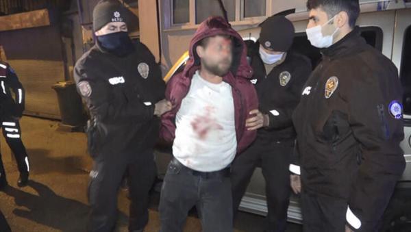 Bursa'da aile içi şiddet - Sputnik Türkiye
