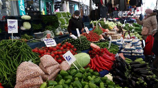 Pazar, alışveriş, gıda - Sputnik Türkiye