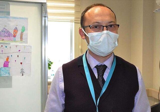 Sorgun Devlet Hastanesi Başhekim Yardımcısı Uzman Dr. İbrahim Kayıtmazbatır