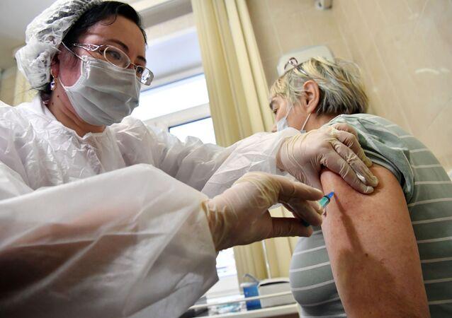 Rusya- Koronavirüs aşısı