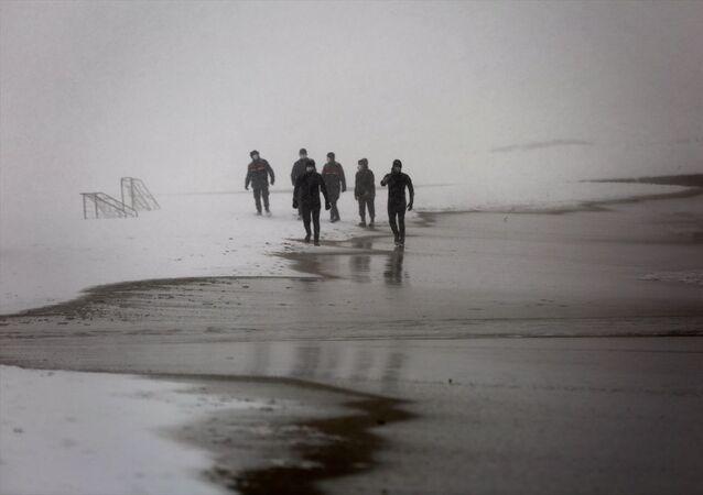 Karadeniz'de İnkumu açıklarında batan kuru yük gemisi için aramalar