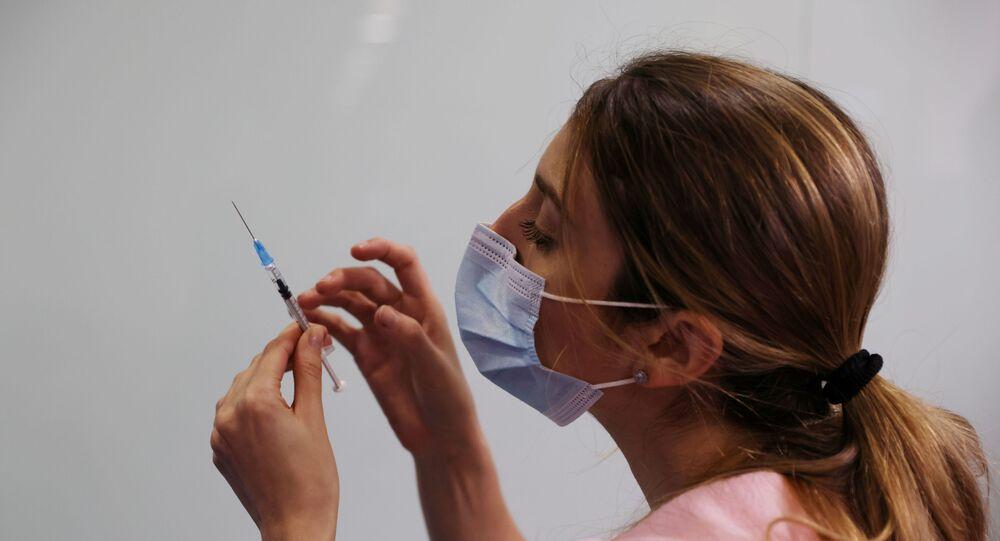 İsrail- Koronavirüs aşısı
