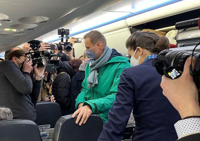 Aleksey Navalnıy