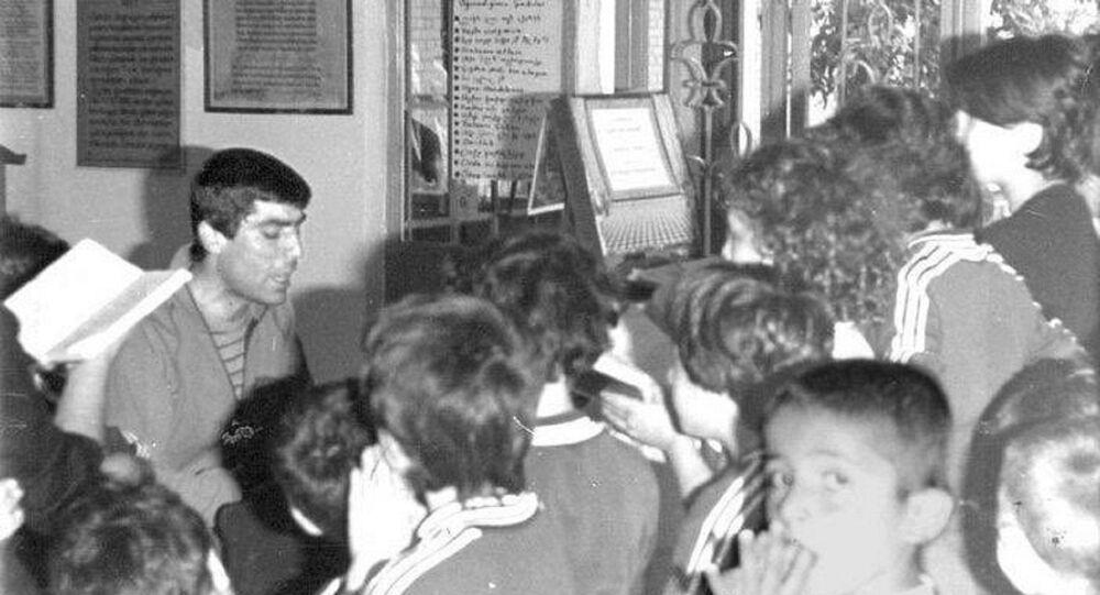 Hrant Dink'in büyüdüğü Tuzla Ermeni Yetimhanesi