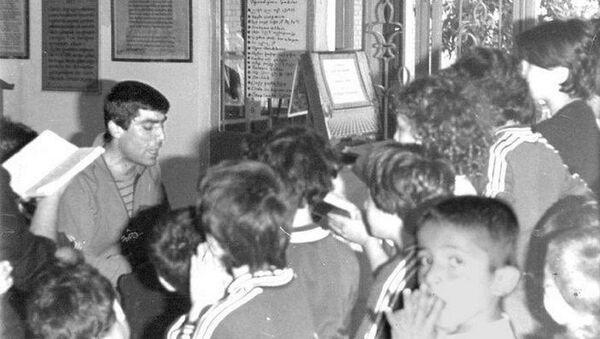 Hrant Dink'in büyüdüğü Tuzla Ermeni Yetimhanesi - Sputnik Türkiye