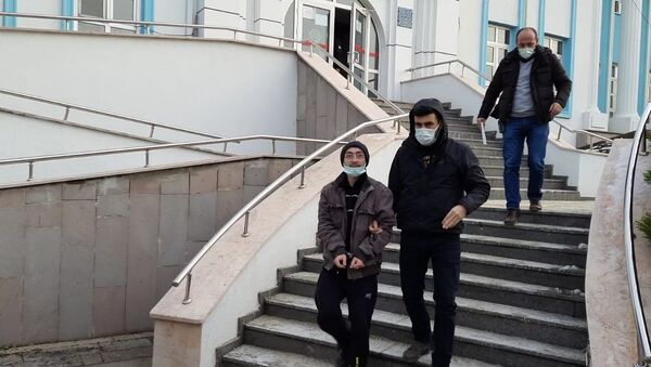 Kardeşini 25 kez bıçakladı - Sputnik Türkiye
