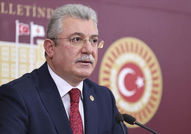AK Parti Grup Başkanvekili Muhammet Emin Akbaşoğlu