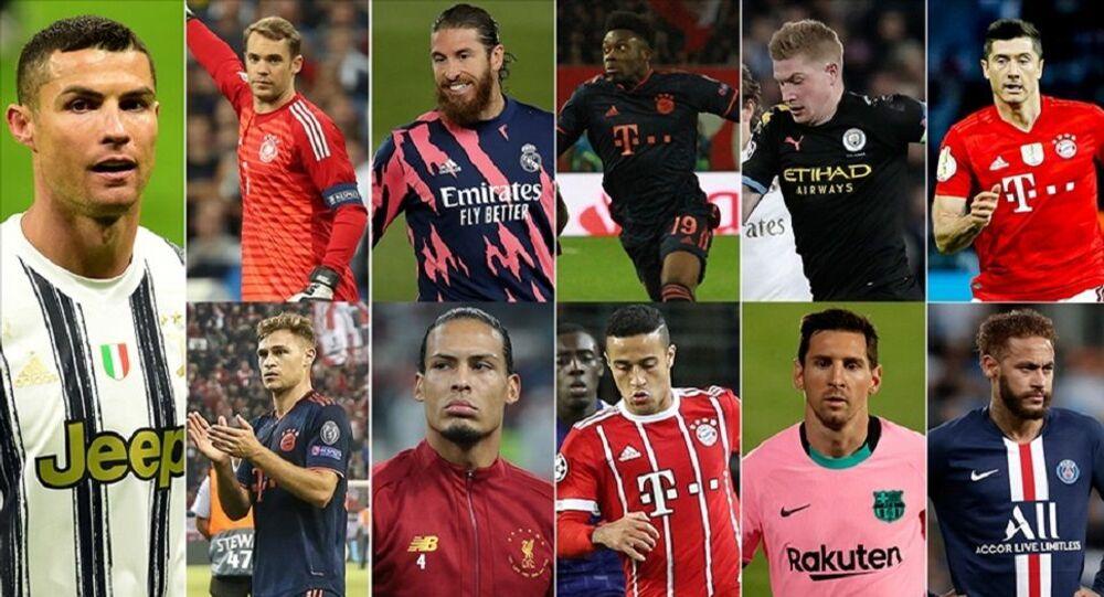 UEFA Yılın 11'i