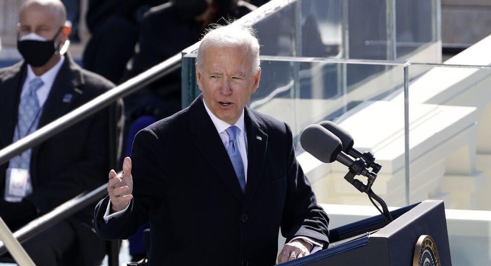 Yeni ABD Başkanı Biden'dan 'birlik' vurgusu