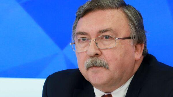 Mihail Ulyanov - Sputnik Türkiye