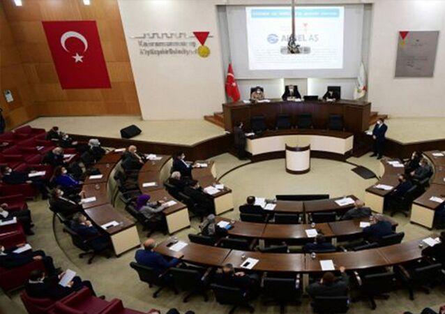 Kahramanmaraş Büyükşehir Belediye Meclisi