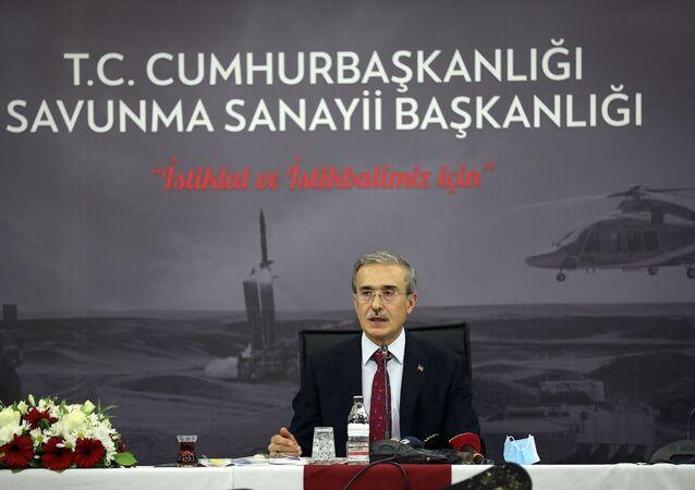 Cumhurbaşkanlığı Savunma Sanayii Başkanı İsmail Demir