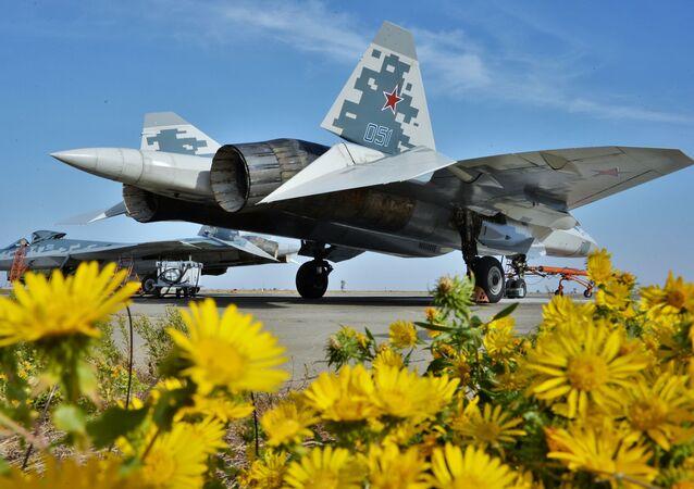 5. nesil Sukhoi Su-57, Rusya