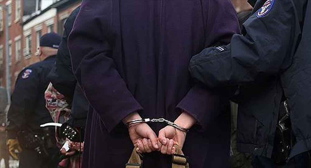 ABD - okul müdürü - FETÖ Okulu - gözaltı - taciz