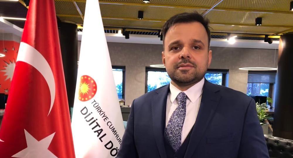 Cumhurbaşkanlığı Dijital Dönüşüm Ofisi Başkanı Dr. Ali Taha Koç