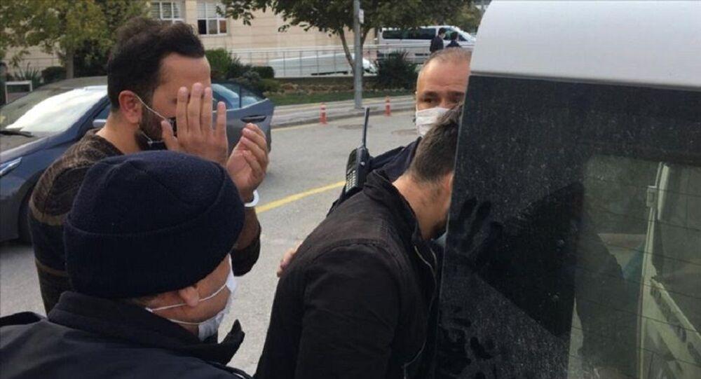 Konya'da 'süt banyosu' yapan sanıklar