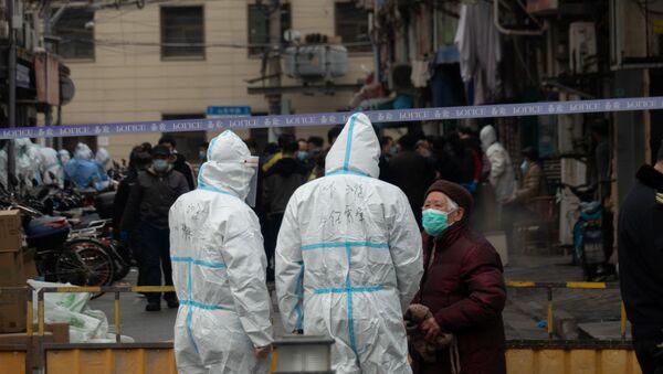 Çin'in Şangay şehrinin Fudan Üniversitesi Şangay Kanser Merkezi ve ŞangayJiao Tong Üniversitesi Tıp Fakültesi'ne bağlıRenji Hastanesi'nin tüm poliklinik hizmetleri kapatıldı. İki hastane çevresindeki yerleşimlerle birlikte kordona alındı.(21.01.2021) - Sputnik Türkiye