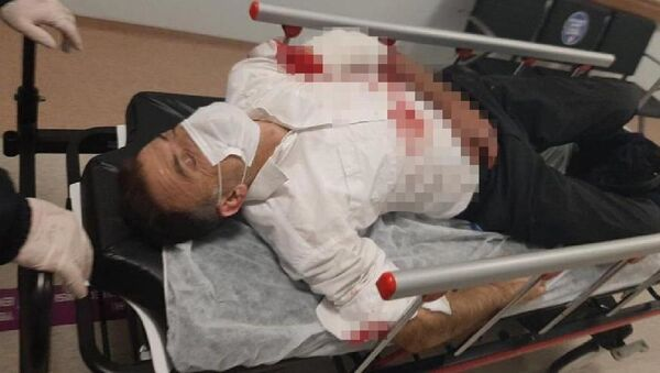 İETT otobüsleri ve şoförlerine saldırı - Sputnik Türkiye