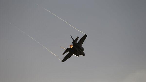 F-35 - savaş uçağı - Sputnik Türkiye