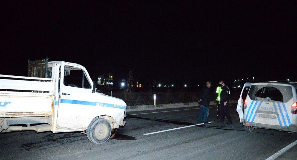 Sakarya'da trafik kazası - ceza